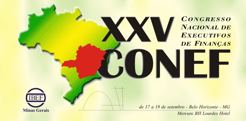XXV CONEF - IBEF Minas Gerais